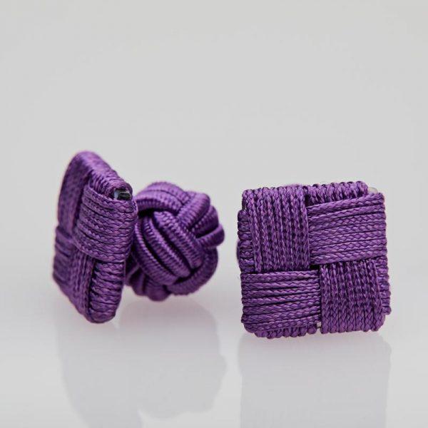 Butoni culoare violet