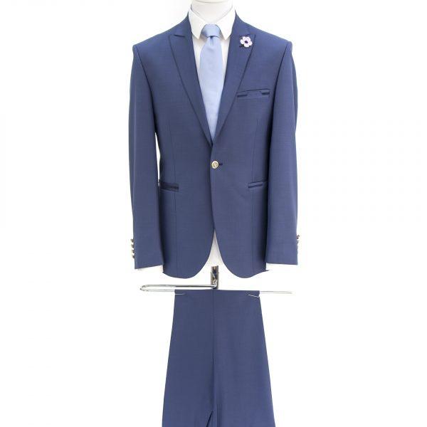 Bespoke Casual - Blue Suit