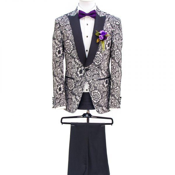 Bespoke Ceremony - Brocard Suit