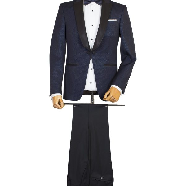 Bespoke Ceremony - Jacard Creative Dinner Jacket