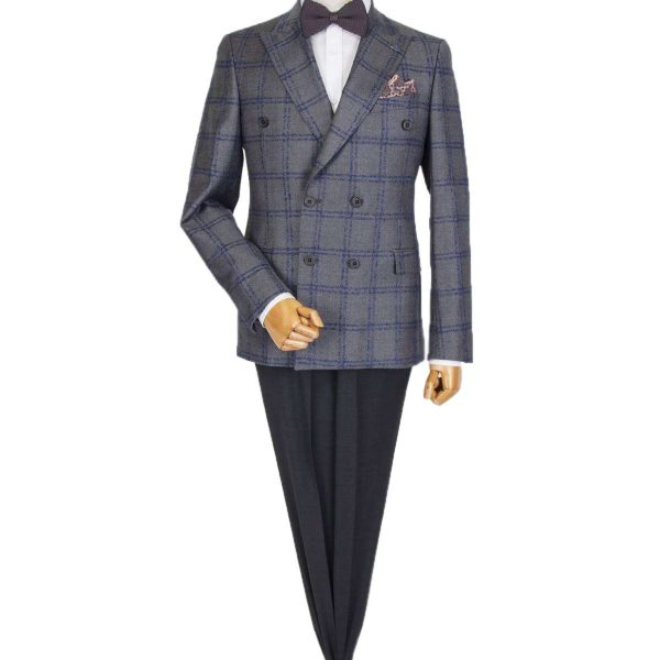 Bespoke Clasic Suit - Carouri Double Brasted