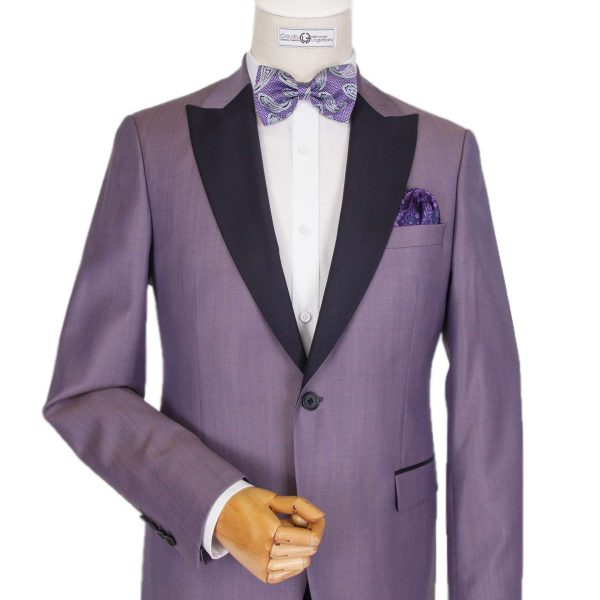 Bespoke Ceremony - Dinner Jacket Lila