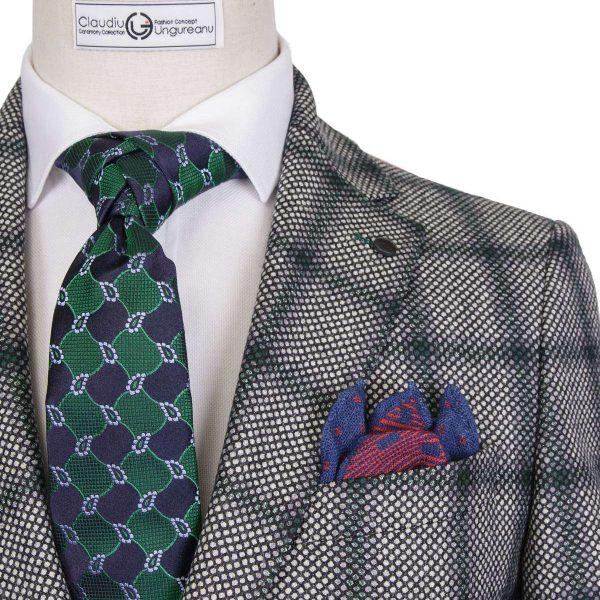 Bespoke/MTM Casual - Classic Dark Gray Suit