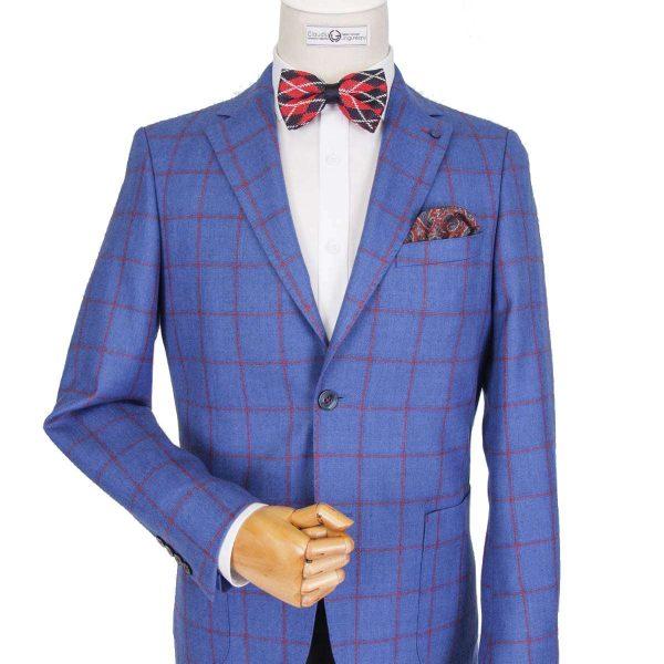 Bespoke/MTM Casual - Blue Classic Suit