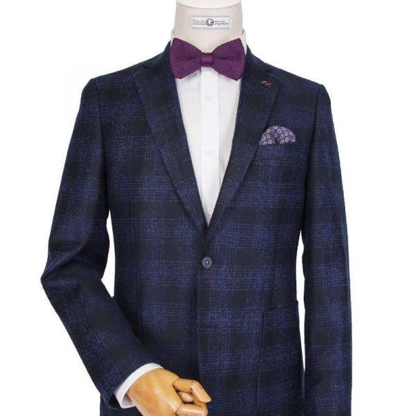 Bespoke Clasic Suit - Carouri Bleumarin