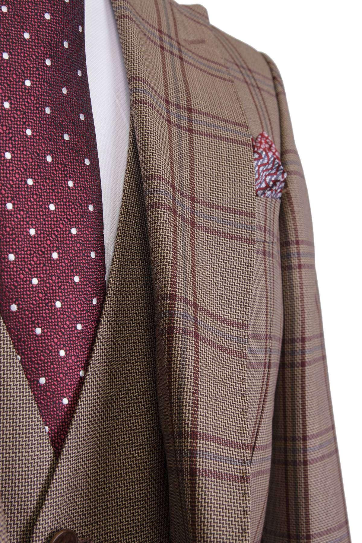 Bespoke Clasic Suit - Carouri