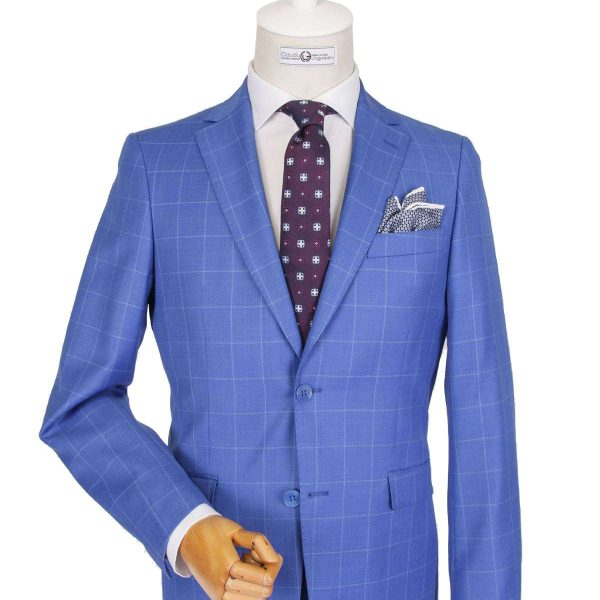 Bespoke/MTM Business - Blue Classic Suit