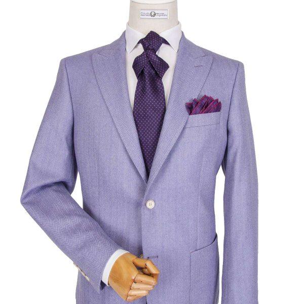 Bespoke/MTM Casual - Lila Classic Suit