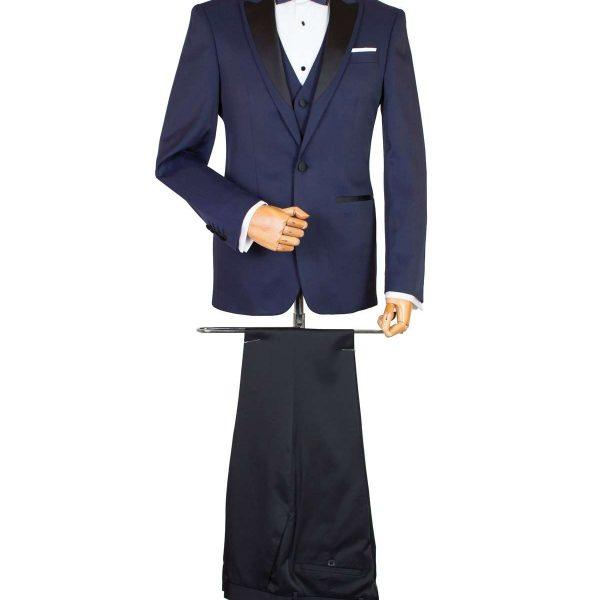 Bespoke Ceremony - Bleu Dinner Jacket Reinterpretat