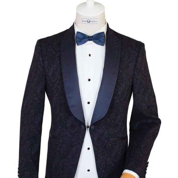 Bespoke Ceremony - Navy Blue Dinner Jacket