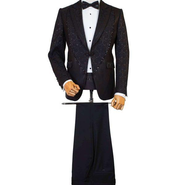 Bespoke Ceremony/Bespoke - Jacard Suit