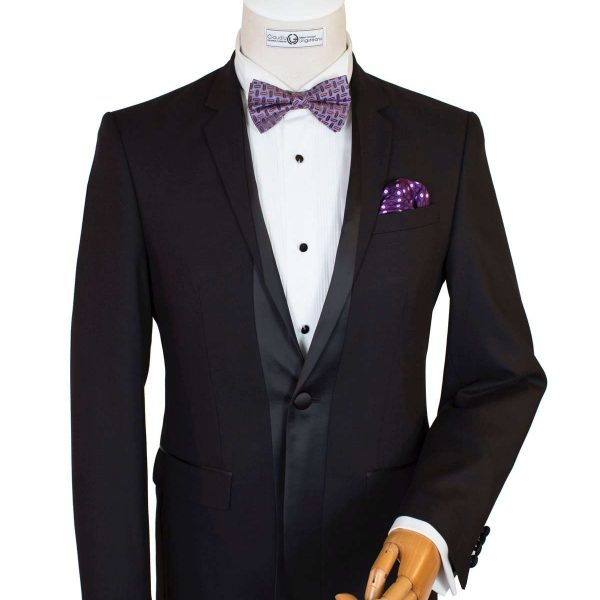 Bespoke/MTM Ceremony - Black Suit